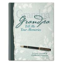 Heirloom Edition-Grandpa Tell Me Your Memories